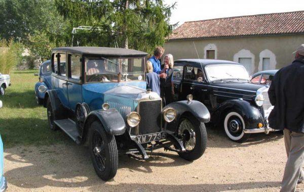 """2ème Tour de roue des 3 vallées"""" (Vienne, Gartempe, Anglin.)"""